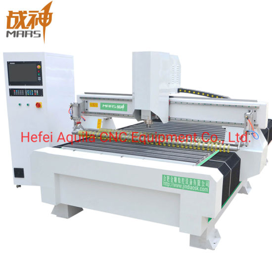 2018 CNC Router Engraving Cutting Machine for Acrylic/Wood Board