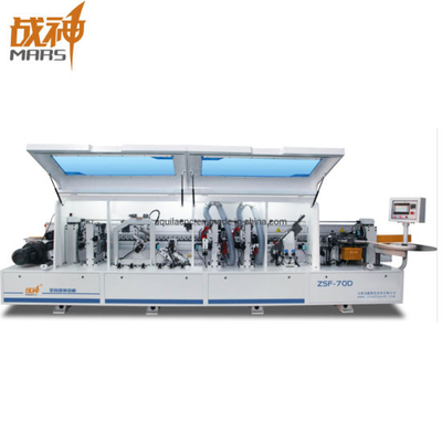 ZSF-70D Edge Banding Machine for Solid Wood MDF