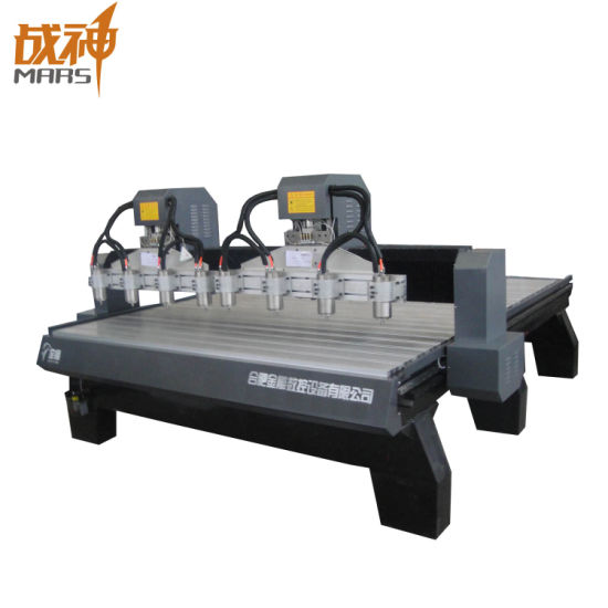 Zs2025-2h-8s Wood CNC Router Engraving Machine