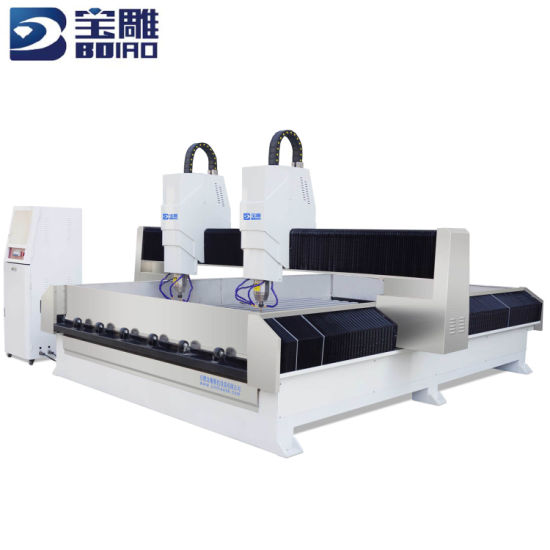 Stone Engraving Machine CNC Router SD-1825D/Marble Cutting/Figure Stone/Granite Cutting/Aluminum Cutting