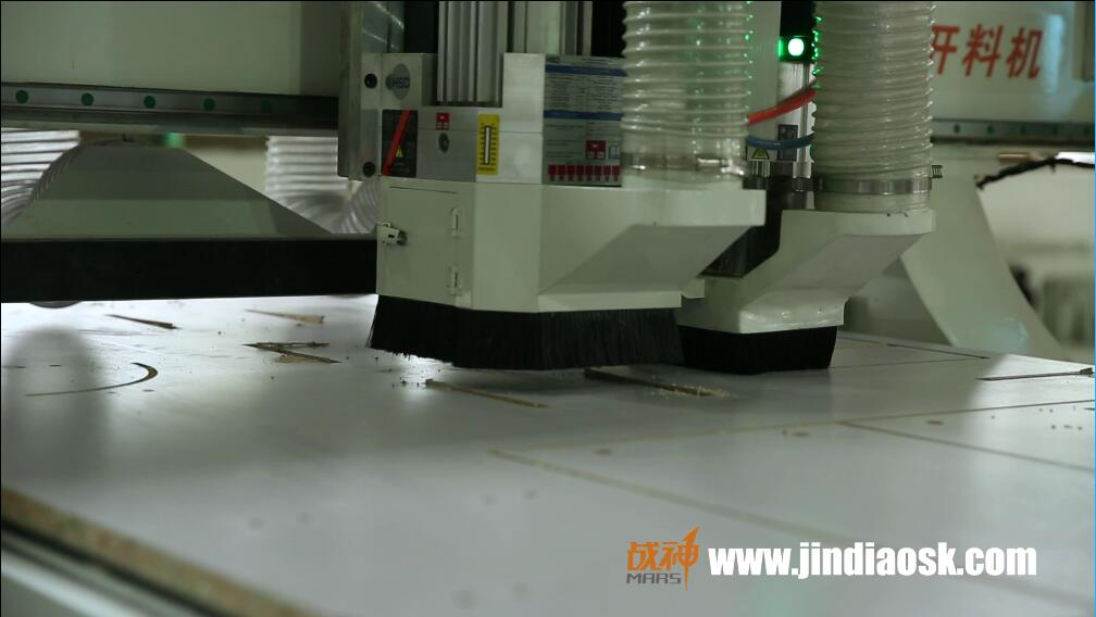Xs300 High Precision High Efficiency CNC Router Machine with Tools Change in China
