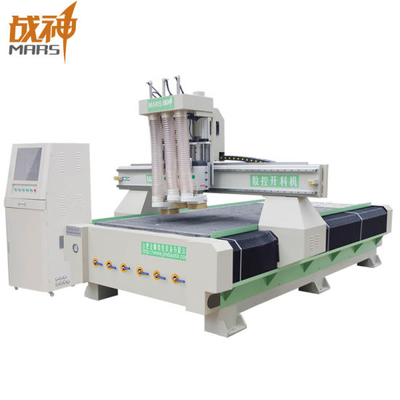 Three Processes CNC Router Machine/Woodworking CNC Engraving Machine