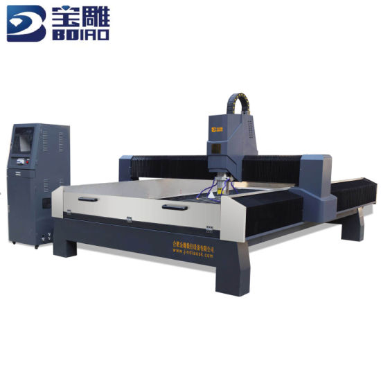3000*2000 Single Spindle Stone CNC Machine for Engraving and Cutting Marble